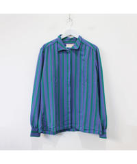 【Pendleton】made in USA stripe shirt