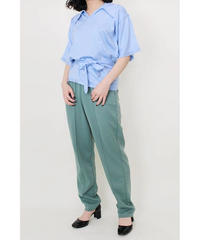 green center line easy pants