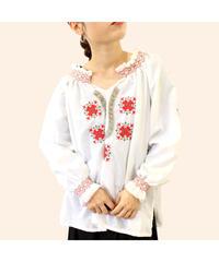 【LA buying】embroidery tunic
