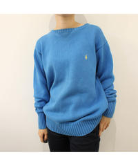 【Polo by Ralph Lauren】one point knit