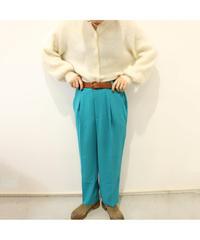 turquoise Blue slacks