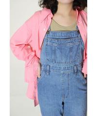 70s ARROW pink shirt