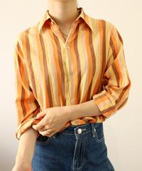 【A.P.C.】mulchstripe shirt