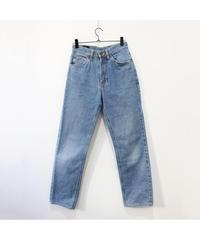 【LEE】high-waist jeans