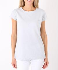 ハートポイントTシャツ /Light grey