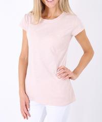 ハートポイントTシャツ / Pink