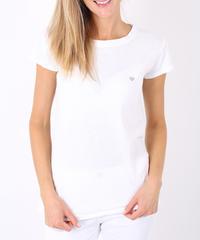 ハートポイントTシャツ / White