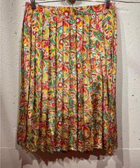 skirt(tropical柄)