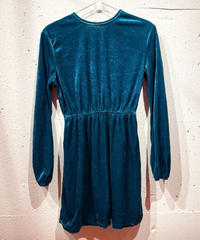 one-piece(turquoise blue)