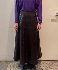 design skirt(zebra)