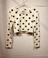 long T-shirt(dot)
