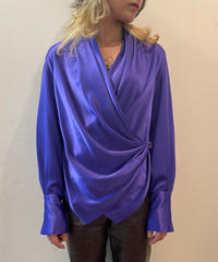 satijn blouse