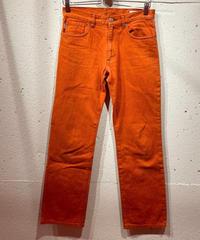 color denim( orange)
