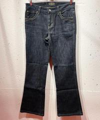 denim boots cut(one wash)