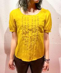 blouse(yellow)
