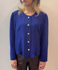 blouse(blue purple)