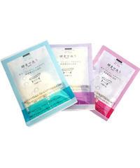 ほんやら堂 酵素で洗う入浴料 3種詰め合わせセット 35g×12個入リ(プチセボン、ローズセボン、ラベンダー)