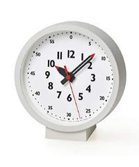 レムノス 置き時計 キッズ 知育 ふんぷんくろっくfor table YD18-04 Lemnos