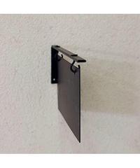 [アクシス] アイアン サインプレート ブラック 黒板 看板 TE550