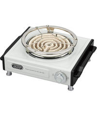 【Toffy/トフィー】 卓上電気こんろ  800W 高火力 小型コンロ レトロ かわいい お鍋 トースト フォンデュ