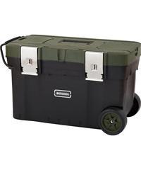 モールディング トランクボックスカート ウィズ キャスター molding TRUNK BOX CART [ 67L / カーキ ] with Castors 収納ボックス 道具箱
