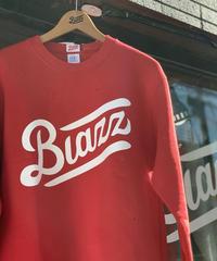 Blazz Big Logo Sweat【RED】/L