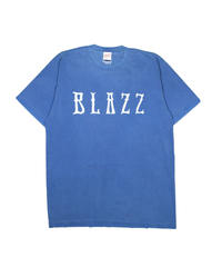 Euro Blazz Super Heavy Garment Dye TEE [WashedDenim]
