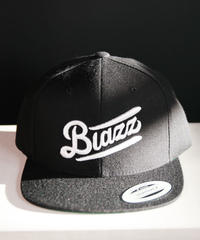 Blunt's Blazz B.B CAP 2020【BLACK】【wine】× Grow In 20ne SET