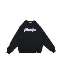 BLAZZ ELECTRONICS HEAVY SWEAT SHIRT SAGARA EDITION [BLACK]