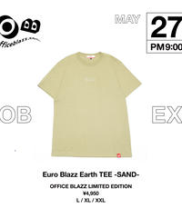 Euro Blazz Earth TEE [SAND]