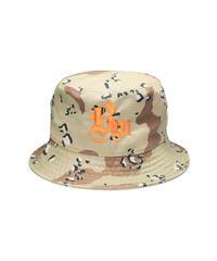 BW BUCKET HAT [DESERT CAMO]