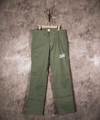 -KB- GAP wide pants 【Green】32×32