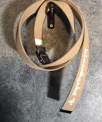 20 FLAME TYO GI belt 【khaki】