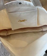 Blazz shoulder bag【White/Red】