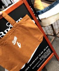 chitto×blazz tote bag brown