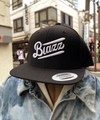 LOGO B.B CAP [WHITE/BLACK]サイズフリー