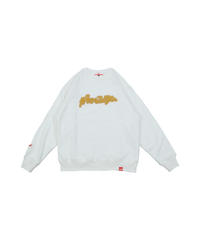BLAZZ ELECTRONICS HEAVY SWEAT SHIRT SAGARA EDITION [WHITE]