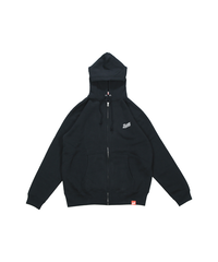 LOGO ZIP UP HOODY 2020 [BLACK]
