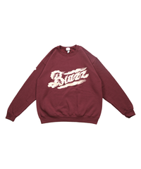 FLAME by ATOMONE LIGHT WEIGHT SWEAT [WINE] *Exclusive