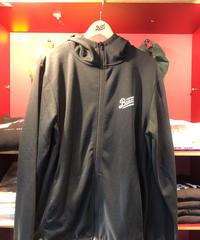 Blazz logo zip hoodie 【BLACK】L