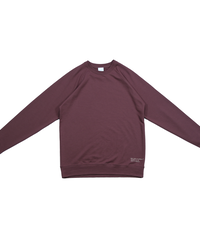 KB LIGHTWEIGHT TERRY CREW [CLEMATIS]