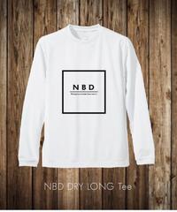 NBD DRY Tee - WHITE