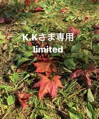 K.Kさま専用ページ