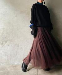 【TORANOI ご予約限定】大人気★チュールスカート ドットバージョン