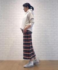ソフトAライン リバーシブルスカート