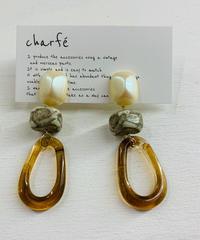charfé イヤリング19AW-20