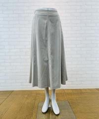 ソフトコーデュロイAラインlongスカート