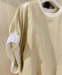 ●インスタLIVE0416● 裾・袖ゴムシャーリングプルオーバー