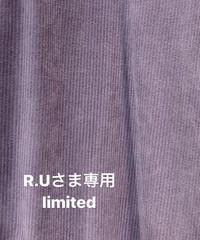 R.Uさま専用ページ