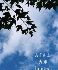 A.Iさま専用ページ